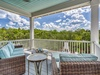 2nd Floor Guest Suite Private Balcony - Over Looking Pool Deck