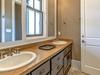 2nd Floor Master En Suite - Equipped with a Dual Vanity