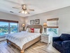 Master Suite - Furnished with a King Size Bed