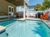 Pool Deck - Featuring a Lounging Area & Grill