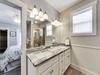 2nd Floor - Master Bath with Double Vanity