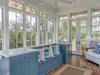 3rd Floor Loft - Enhanced with Large Windows & Custom Built-ins