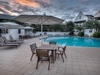 Take an Evening Dip in the Cabana Community Pool