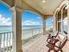 Gulf Front Balcony - Alternate View