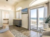 Flat screen TV & private Gulf Front balcony