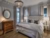 1st Floor Master Suite - Furnished in Plush Bedding