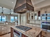 Kitchen - Fit with Custom Cabinetry