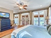 1st Floor Master Suite - Access to a Private Covered Porch