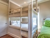 2nd Floor - Second Bunk Room -  Full Over Full Bunk Bed & Single Twin