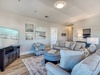 Living Room - Furnished with Beach-chic Interiors