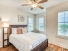 Guest Suite - Furnished with a King Size Bed