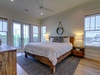2nd Floor Master Suite - Private Balcony