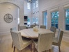 Dining Area - Offers Seating for up to Eight