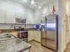 Kitchen - Fully Equipped Featuring Stainless Steel Appliances