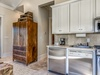 Kitchen - Featuting a Gas Range, Fridge & Dishwasher