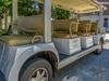 Take Advantage of the Effortless Beach Access Tram Car