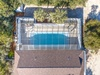 Aerial View - Screened In Private Pool