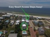 Aerial View of 35 Blue Coast - Offering Effortless Beach Access