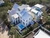 Aerial View -  White Azalea