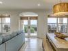 Open concept living, dinning & kitchen