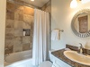 1st Floor Guest En Suite - Equipped with a Tub-Shower Combo.