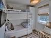 2nd Floor Bunk Room - 2 Sets of Twin over Twin Bunk Beds