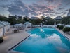 Take an Evening Dip at the Cabana Community Pool