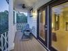 2nd Floor - Balcony off of Master Bedroom