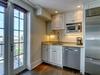 Kitchen - Providing Access to the Shared Balcony