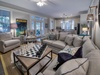 Living Room - Furnished with a Plush Sectional Sofa