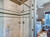 1st Floor Guest Ensuite - Equipped with a Glass-enclosed Shower