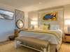Coastal Chic decor in this king size bedroom
