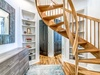 Spiral Staircase - Leading Up to the Master Suite
