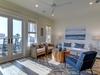 3rd Floor Living Room - Drenched in Designer Decor