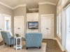 2nd Floor Master Suite - Enhanced with a Sitting Area for Two