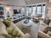 Living Room - Furnished with Two Plush Sofas