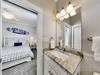 3rd Floor -Guest Room Bathroom with Shower