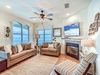 Living Room - Featuring Unobstructed Gulf Views