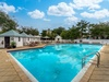 Keep Cool on those Hot Summer Days in the Cabana Community Pool