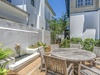 Private Courtyard - Furnished with Dining for Six
