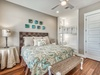 2nd Floor Guest Suite - Furnished with a King Size Bed & Twin over Twin Bunk Bed