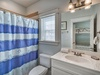 A Tub/Shower Combo Supplied in the 3rd Floor Bunk Suite