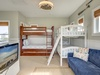 3rd Floor Bunk Room - 2 Sets of Twin Over Twin Bunks