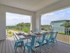 2nd Floor Balcony - Featuring Gulf Views & Dining for Six
