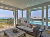 3rd Floor Balcony - Featuring Gulf Views & a Private Pool