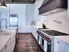 Kitchen - Stainless Appliances and Gas Range