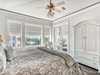 3rd Floor Master Suite - Offering Private Access to the Shared Balcony