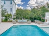 Pool Deck - Private, Heated Pool with Fire Feature & Ample Lounging