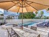 Pool Deck - Offering Dining for SIx