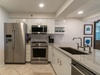 Renovated Kitchen with New Stainless Steel Appliances